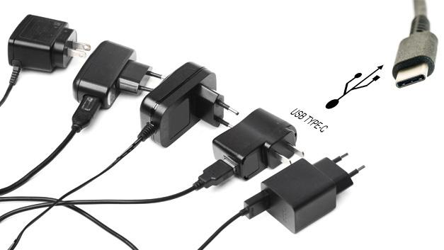Ein Stecker für alle: USB Typ C