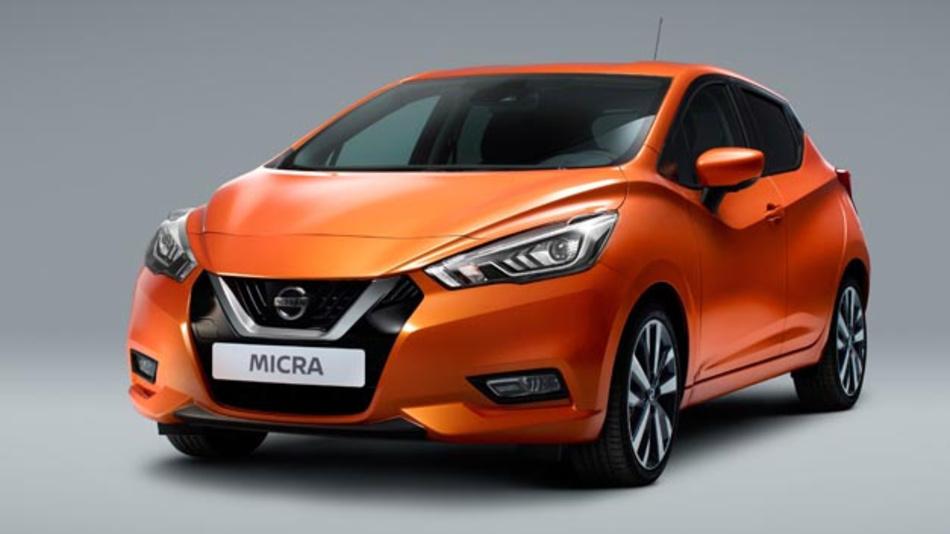 Intelligent Get & Go Micra heißt das neue Carsharing-Modell von Nissan.