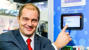 Peter Brügger von Ininet Solutions