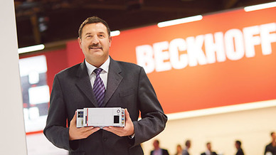 Andreas Thome von Beckhoff Automation
