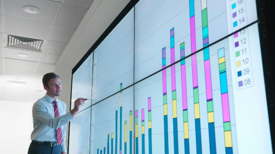Die Kernbranchen der CSC-Umfrage zur Digitalisierung sind Industrieunternehmen, Finanzen, Handel, Gesundheitswesen und IT.