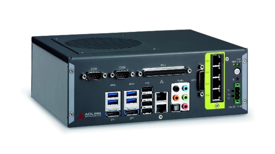Adlink Technology präsentiert auf der SPS IPC Drives  ein umfassendes Portfolio von Lösungen für das IIoT.