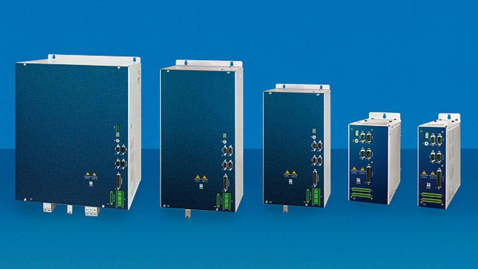 Bild 1. Da der SD2S in unterschiedlichen Leistungsklassen und mit großem Funktionsumfang erhältlich ist, lässt er sich vielseitig verwenden.