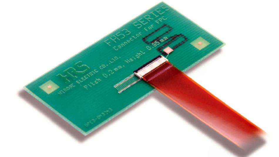 FH53-Serie, 0,2 mm Rastermaß