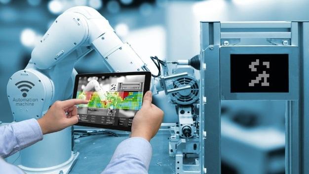 Roboter übernehmen immer mehr Arbeitsaufgaben.