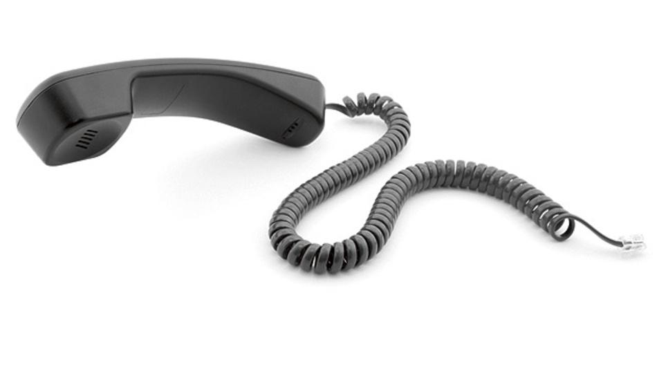 Bild 2. Beispiel für ein gängiges Telefonhörerkabel.