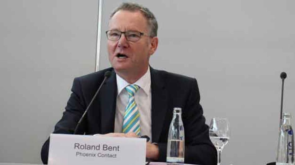 »Man kann heute Produktion und Entwicklung nicht mehr voneinander trennen« Roland Bent, Phoenix Contact.