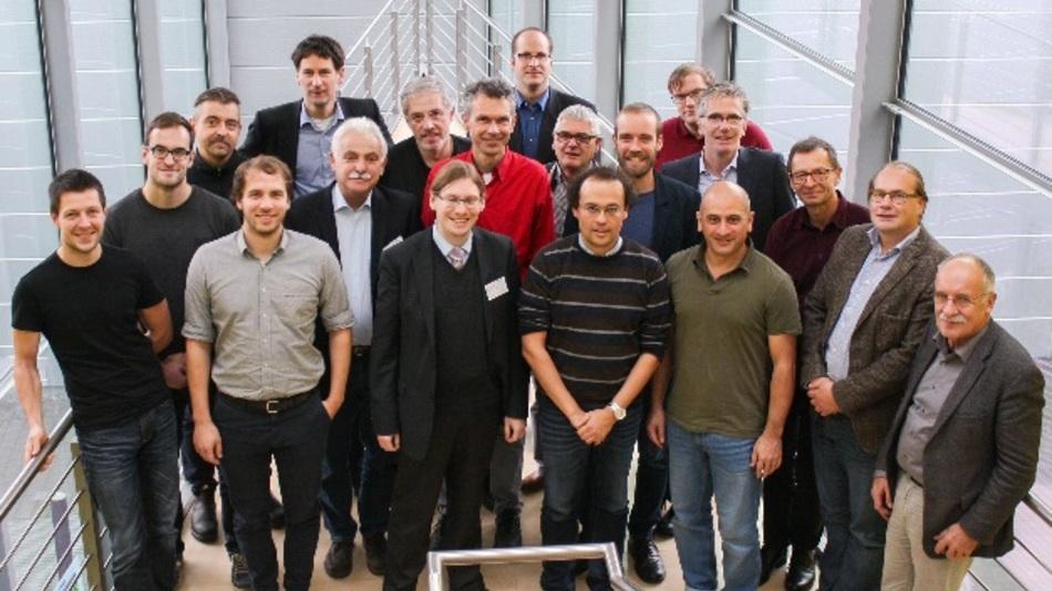 Das Projektkonsortiums speedCIGS.