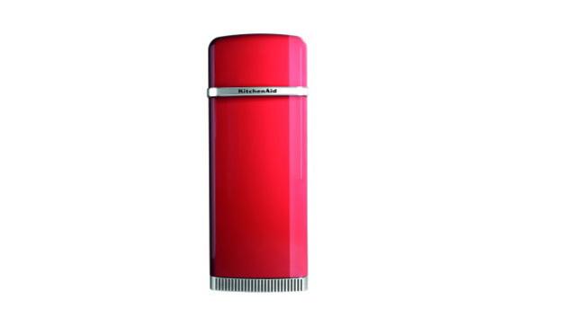 Retro Kühlschrank Kitchenaid : Kitchenaid der neue iconic fridge kommt im retro design