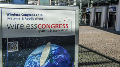 Wireless Congress 2016 Willkommen