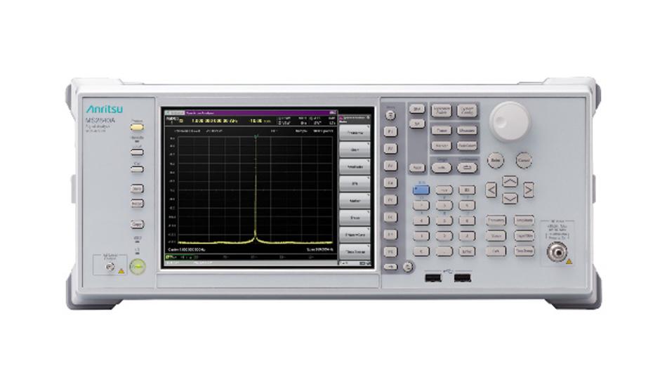 Für den Signalanalysator MS2840A gibt es neue Optionen für bessere Messungen im Mikrowellenbereich.