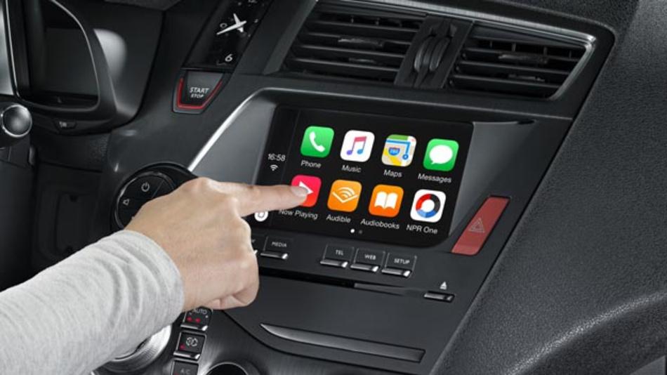 PSA Connect von Continental steht serienmäßig in den Marken Peugeot, Citroën und DS zur Verfügung.