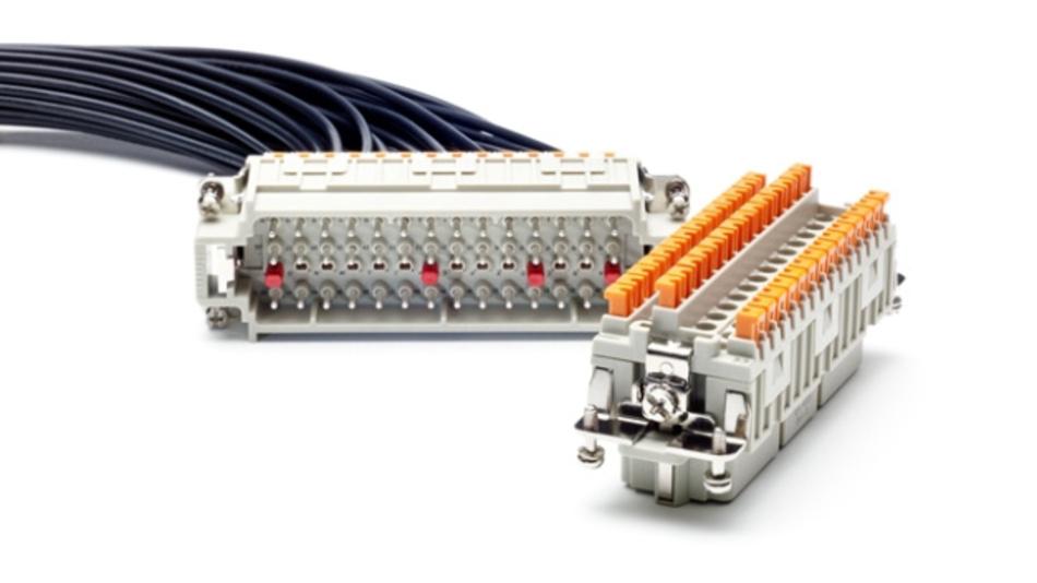 Steckverbinder für Industrie, Maschinenbau, Automatisierung, Bahntechnik und Windenergie