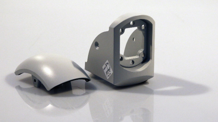 Geräteträgersystem aus Aluminium