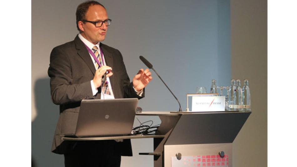Prof. Dr. Axel Sikora, Hochschule Offenburg, ist Mitglied des Steering Boards der embedded world Conference.