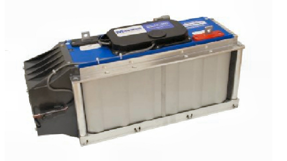 51-V-Ultrakondensator für Hybridbusse