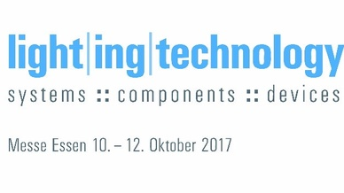 Erstmals mit Workshops: die Fachmesse »lighting technology« in Essen