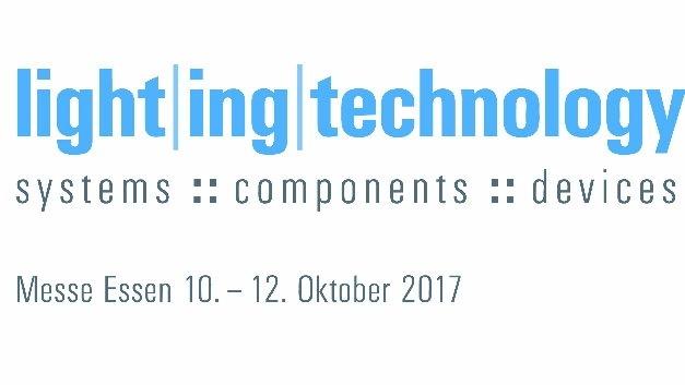 Erstmals mit Workshops: die Fachmesse »lighting technology« in Essen