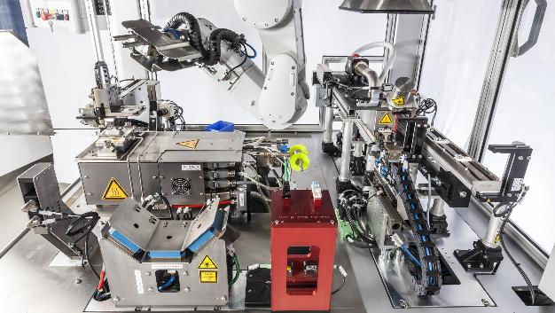 Seit über 20 Jahren werden bei Eutect Löt- und Verbindungssysteme entwickelt, gefertigt, montiert und programmiert sowie bei Kunden weltweit in Betrieb genommen.