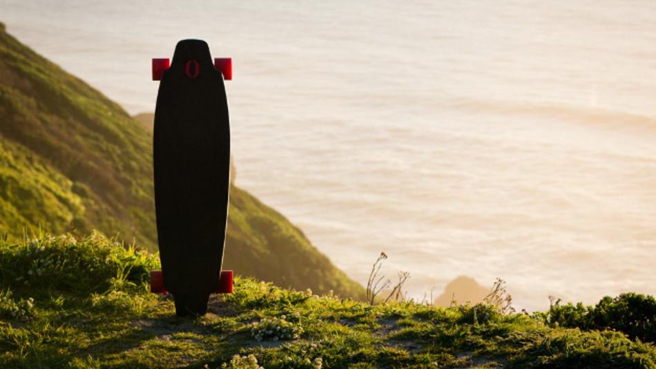 Die Technik des elektrischen IoT-Skateboard lässt sich in den unterschiedlichsten Bereichen einsetzen.