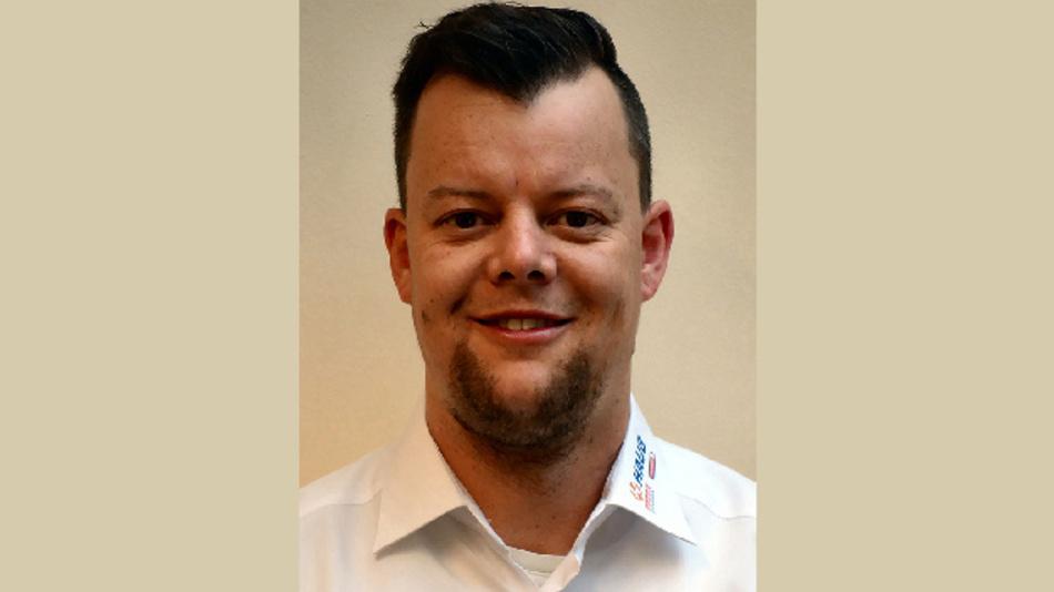 Dominik Peuker ist für das Produktmarketing/Technik zuständig