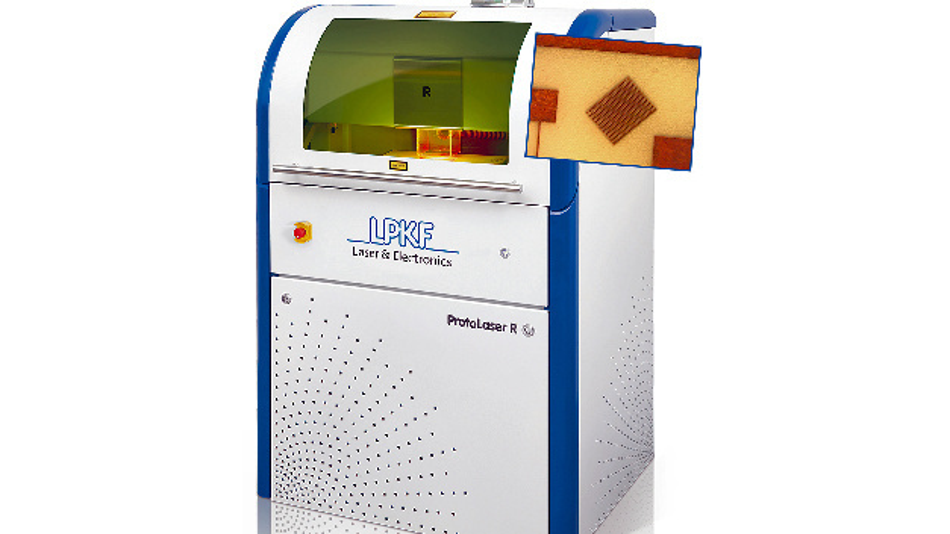 UKP-Laser im Labormaßstab