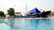 Auch dieses Freibad im südhessischen Babenhausen gehört zu den Kunden von Aquila Wasseraufbereitungstechnik und Autech Tesla.