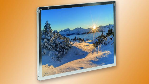 AUOs 15-Zoll-TFT-Display G150XTK01 im Vertrieb von Hy-Line setzt auf die »On-Cell-Touch«-Technologie (OTP) mit dem Touch-Sensor direkt auf dem Farbfilter.