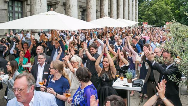 Sommernachtsfest der Weka Fachmedien 2016