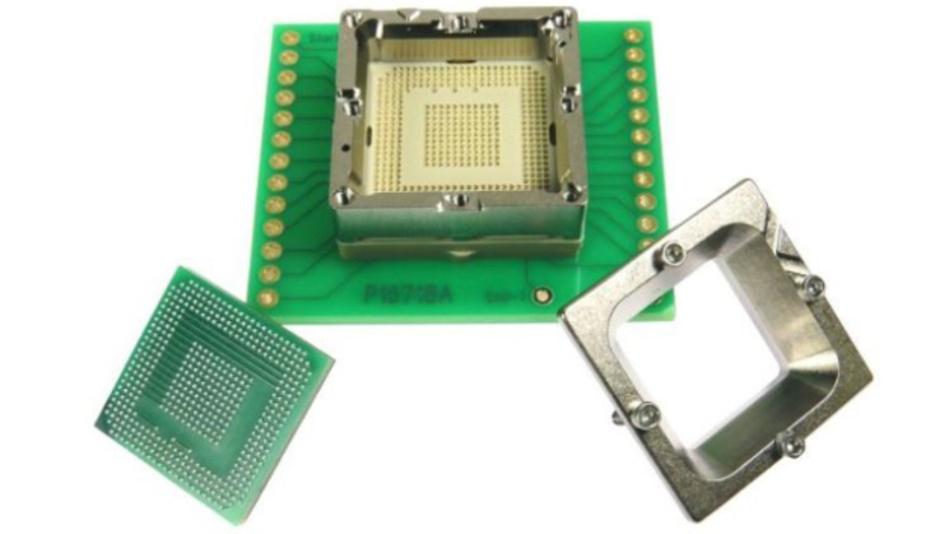 Die Sockel für optische Sensoren von Ironwood sind jetzt bei EMC erhältlich.