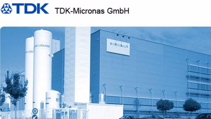 Jetzt auch namentlich verbunden: TDK und Micronas.