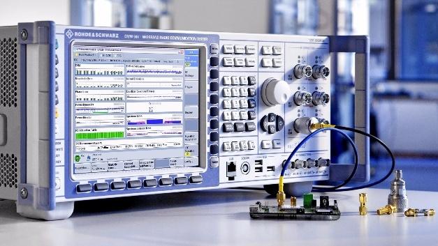 Neue Software-Optionen für den R&S CMW von Rohde & Schwarz unterstützen sämtliche HF-Tests beim Test von Bluetooth-5-Chipsets und -Modulen.