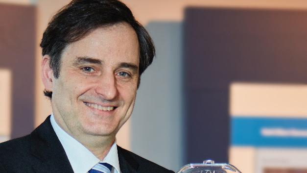 Matthias Bopp, TDK: »Unser gemeinsames Ziel besteht darin, zur Nummer 1 weltweit unter den Herstellern von Magnetfeldsensoren aufzusteigen.«