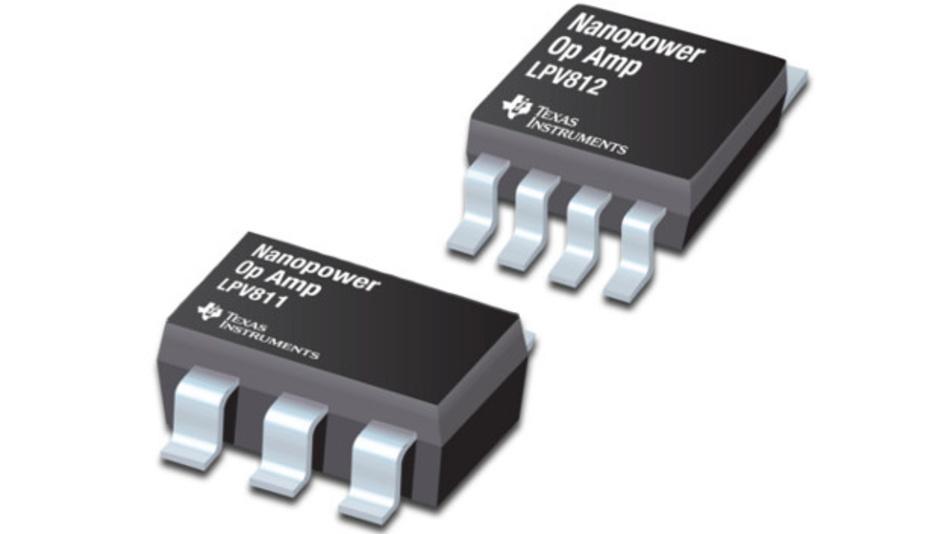 Texas Instruments LVP812 LVP811