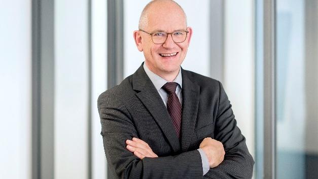 Dr. Dirk Stenkamp ist neuer Vorstandvorsitzender der TÜV Nord Group