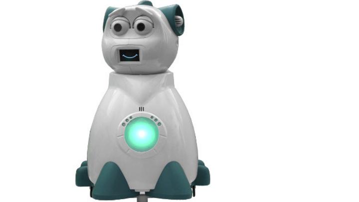 Roboter sind nicht nur Haushaltshelfer oder Entertainer – auch beim Lernen können sie behilflich sein. Wie der Aisoy1 V5, der Menschen das Programmieren beibringt.