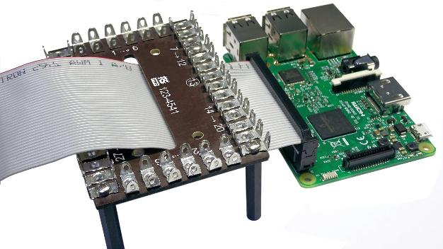 Raspberry-Pi-Prototyping-Lötplatine für Ingenieure