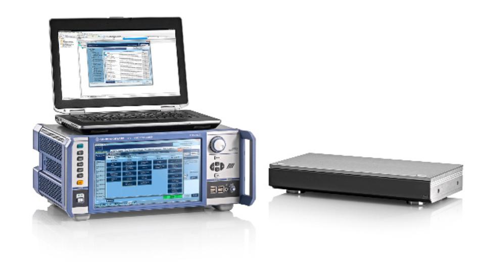 HLG-Messlösung für Broadcast-Endgeräte von Rohde und Schwarz