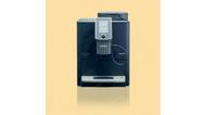 """Der Cappuccino-Connaisseur der """"CafeRomatica 1030"""" lässt dem Kaffeeliebhaber die Wahl, wie er sein Heißgetränk zubereiten möchte."""