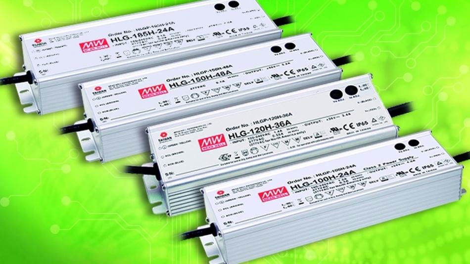 Alle Leistungsklassen der HLG-Familie sind auch für den Betrieb in rauen Umgebungen erhältlich.