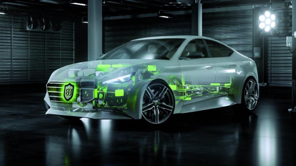 Elektrobit und Argus Cyber Security arbeiten zusammen bei der Absicherung von autonomen Fahrzeugen.
