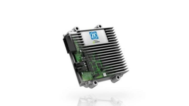 Mit ZF ProAI bringen ZF und Nvidia KI in die Mobilitätsbranche – und legen damit die Grundlage für eine schnelle Realisierung autonomer Fahrfunktionen