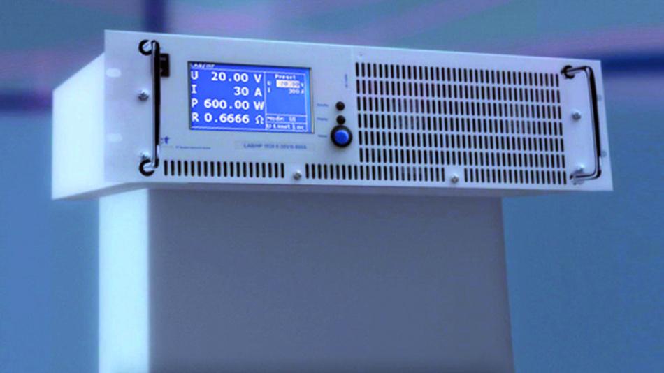 DC-Quelle von ET System electronic