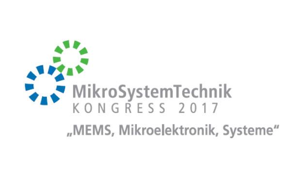 Bereits zum siebten Mal findet der Mikrosystemtechnik-Kongress dieses Jahr im Oktober statt.