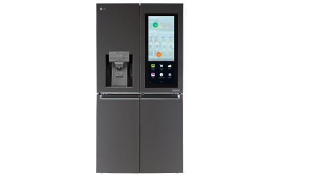 Side By Side Kühlschrank Door In Door : Kühlen gefrieren lg s neuer door in door kühlschrank kommt mit