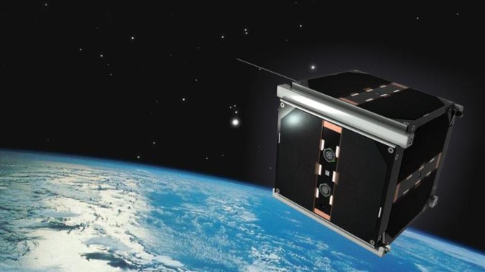 Obwohl UWE-3 seit drei Jahren harter Weltraumstrahlung ausgesetzt ist, zieht er weiter seine Kreise.