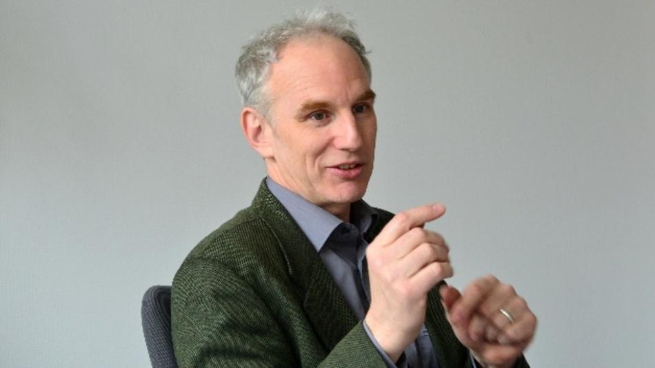 Blickt optimistisch auf das Jahr 2017: Dr. C. Thomas Simmons, Geschäftsführer des AMA Verbands für Sensorik und Messtechnik e.V.