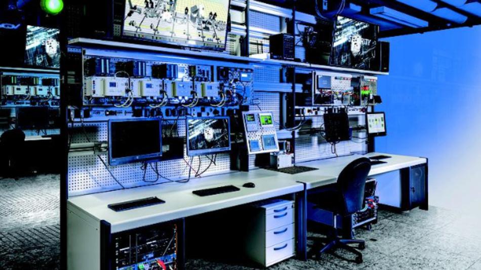 Sicherheitslabor des Fraunhofer IOSB