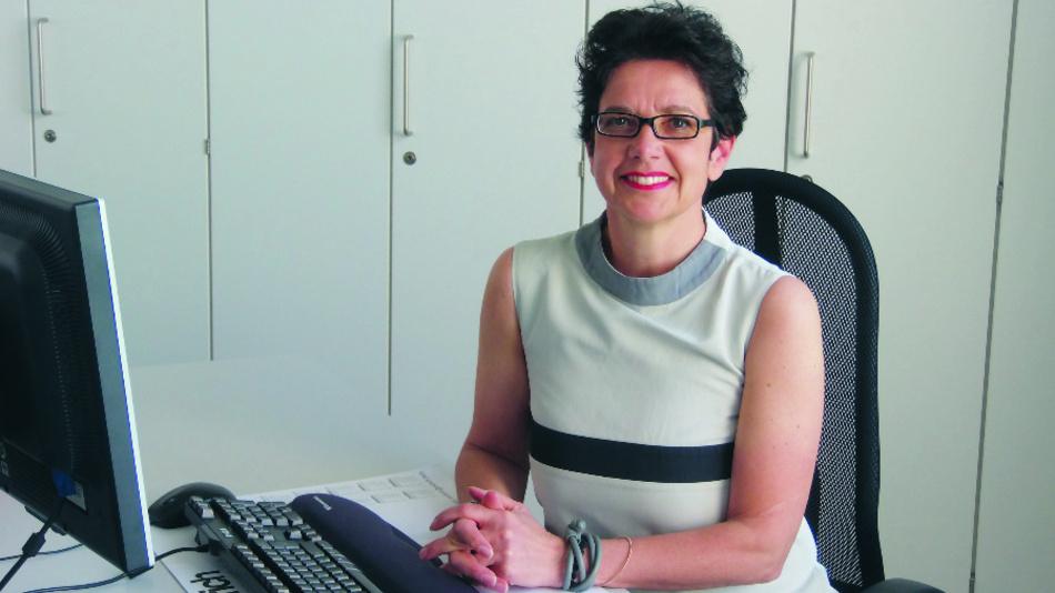 Dr. Christiane Endrich, Geschäftsführerin der Endrich Bauelemente Vertriebs GmbH