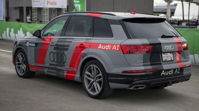 Autonomes Fahren geht nicht ohne Künstliche Intelligenz. Audi setzt hierfür auf Partner wie Nvidia, um Know-how auf- und auszubauen.